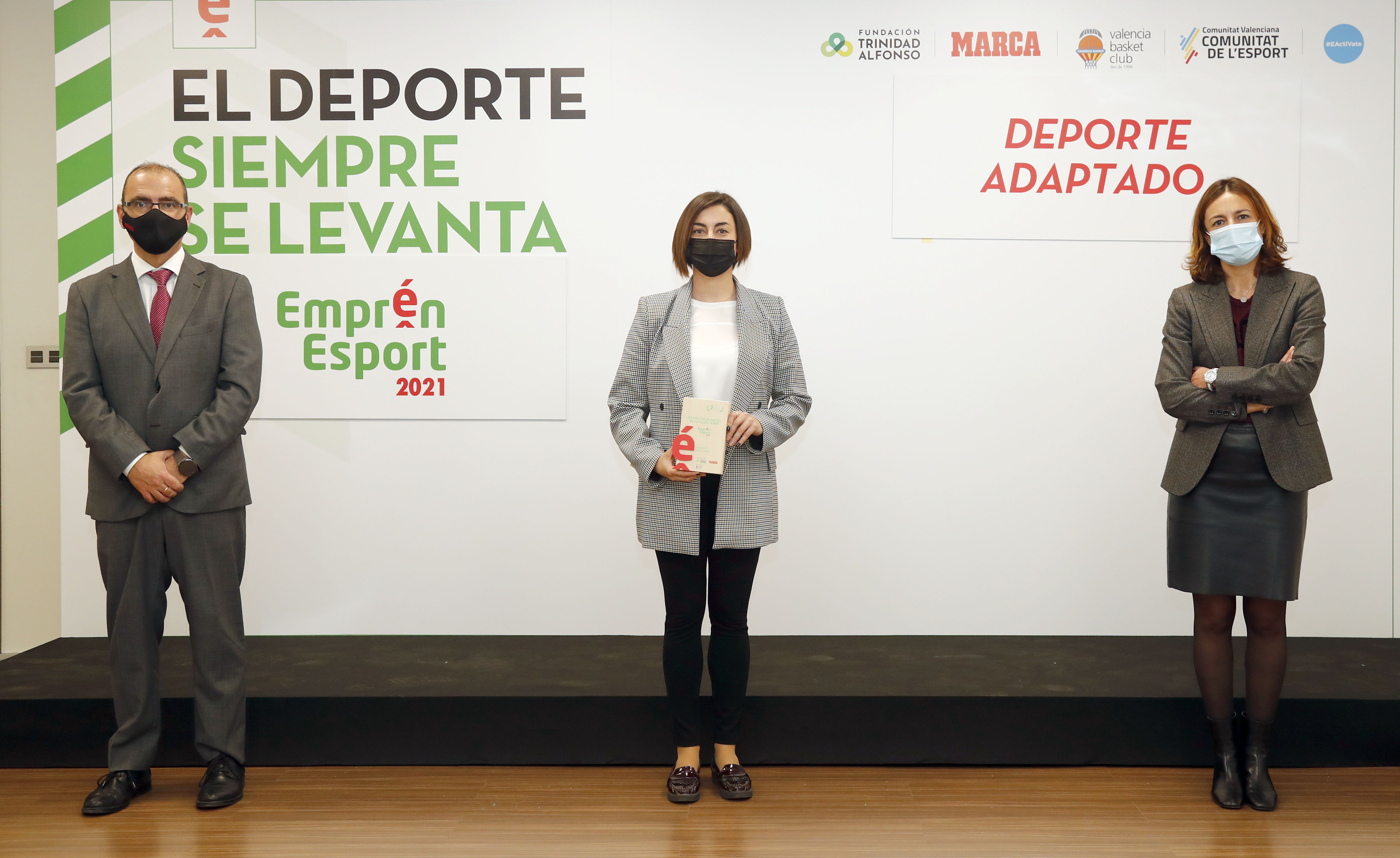FEDDI EMPREN ESPOR CELIA GARROTE