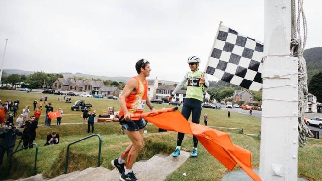 Christian Varley raises £83,000 running 19 marathons in 19 days