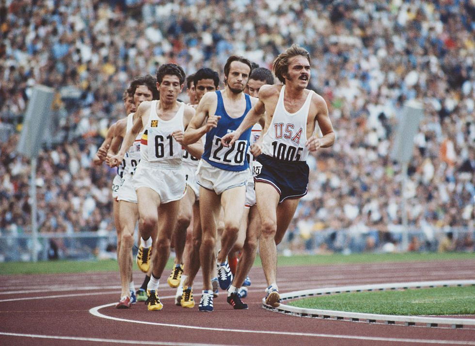 Steve Prefontaine MUNICH