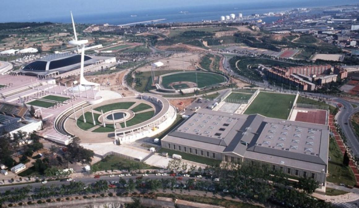 anillo olimpico barcelona 92