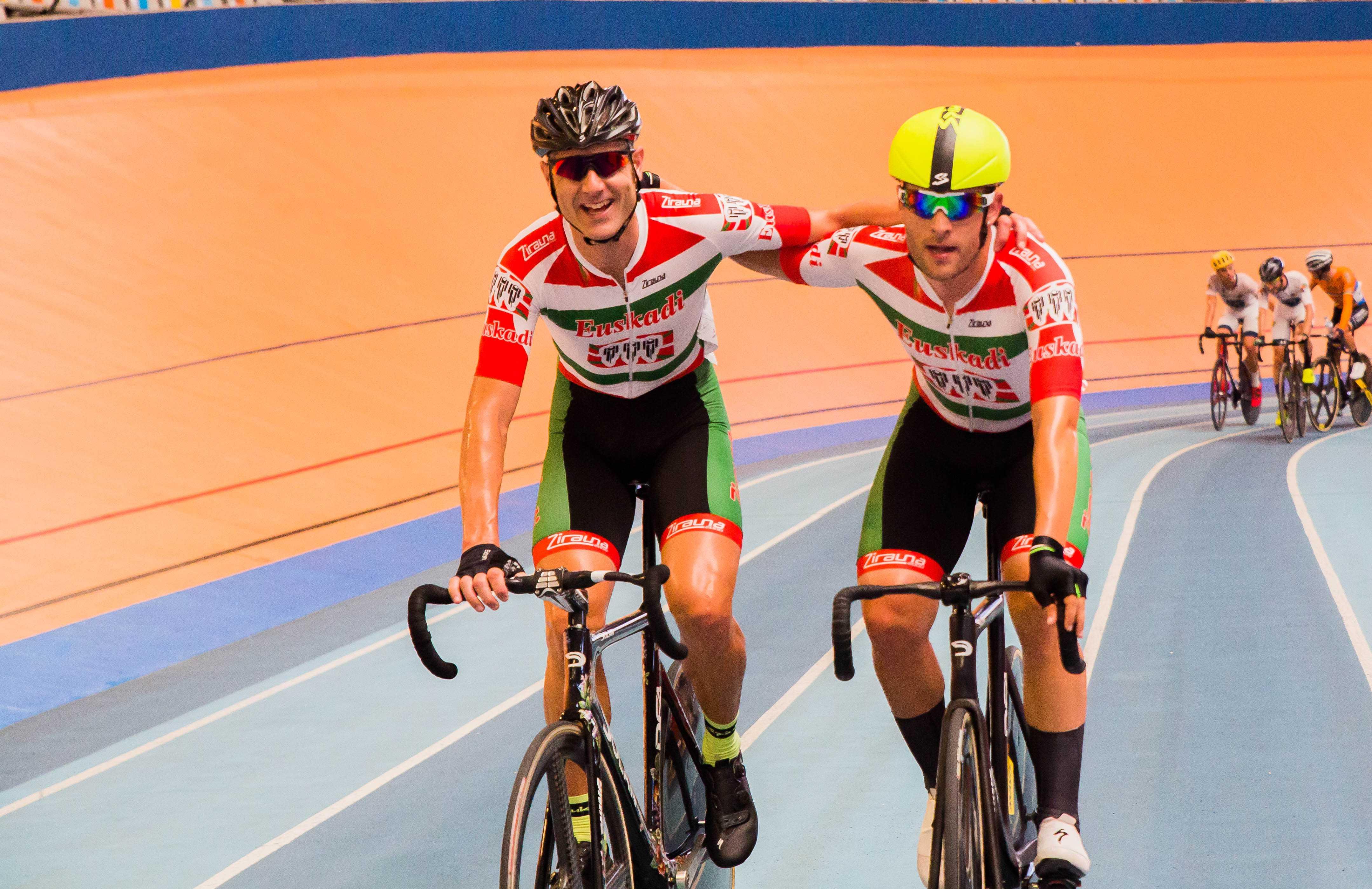 ciclismo pista campeonato españa