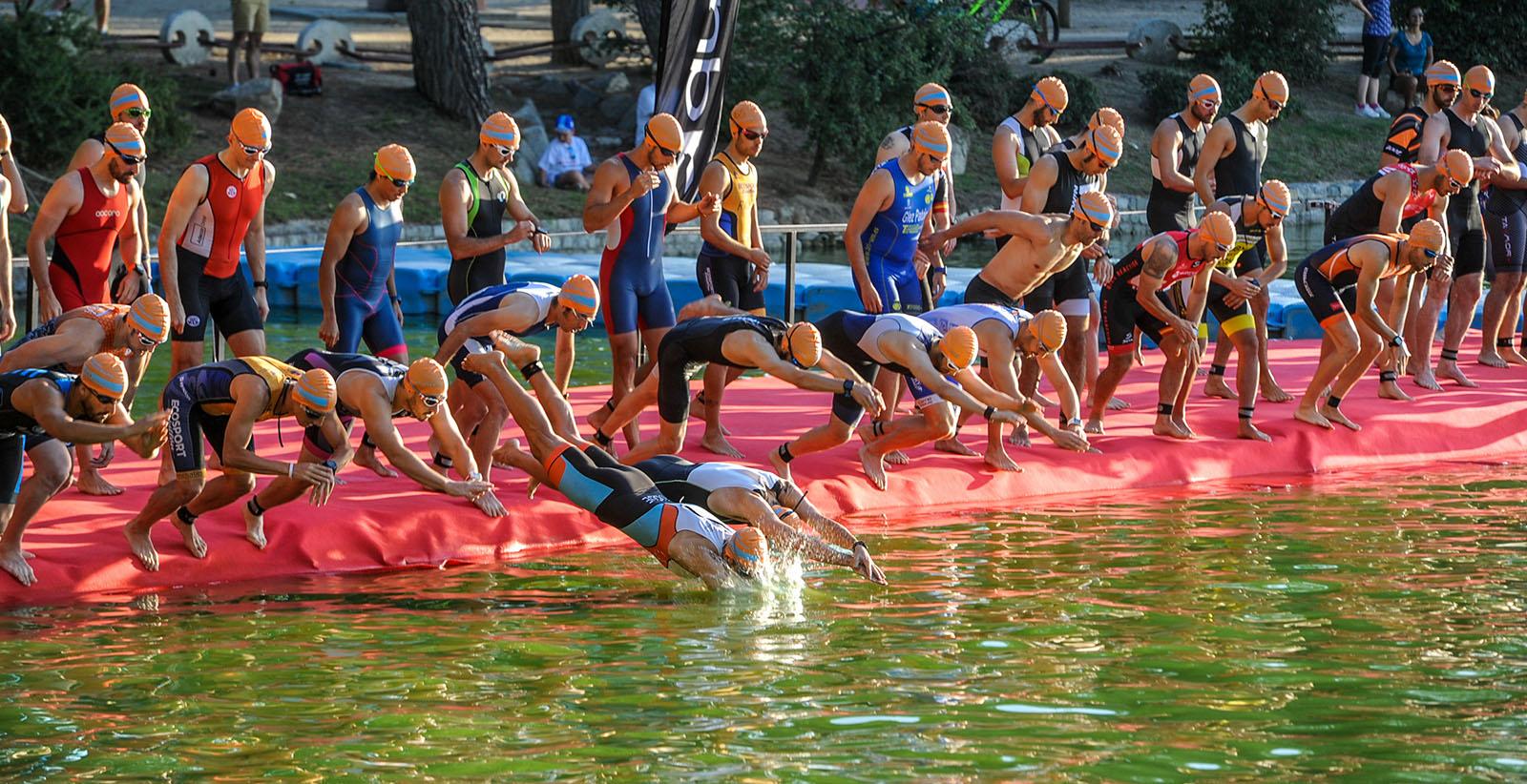 triatlon madrid nuevo calendario postcovid