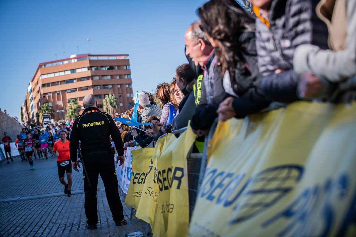 seguridad maraton valencia falsificacion dorsal