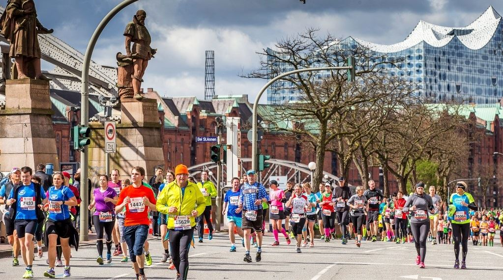 haspa marathon hamburgo se organiza postcovid