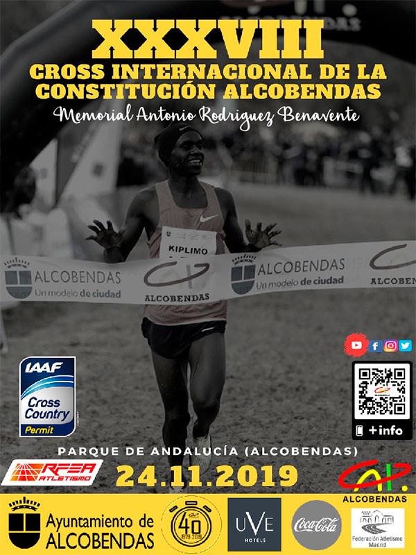 CROSS ALCOBENDAS 2019 CARTEL