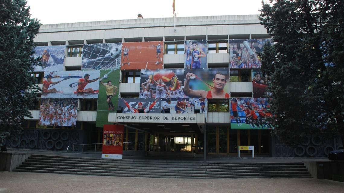 consejo superior deportes elecciones federaciones