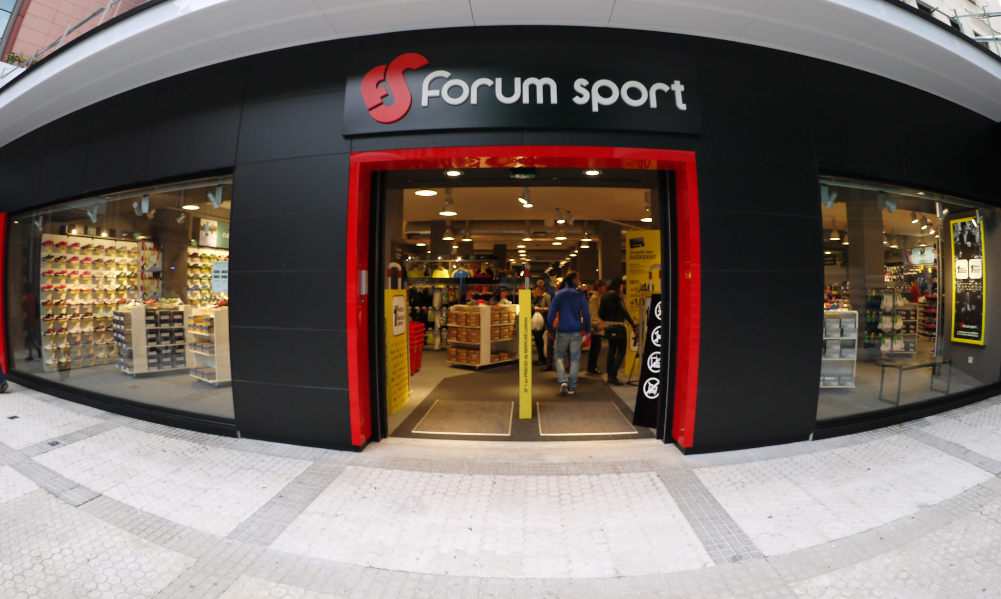 forum sport inversion logistica venta online