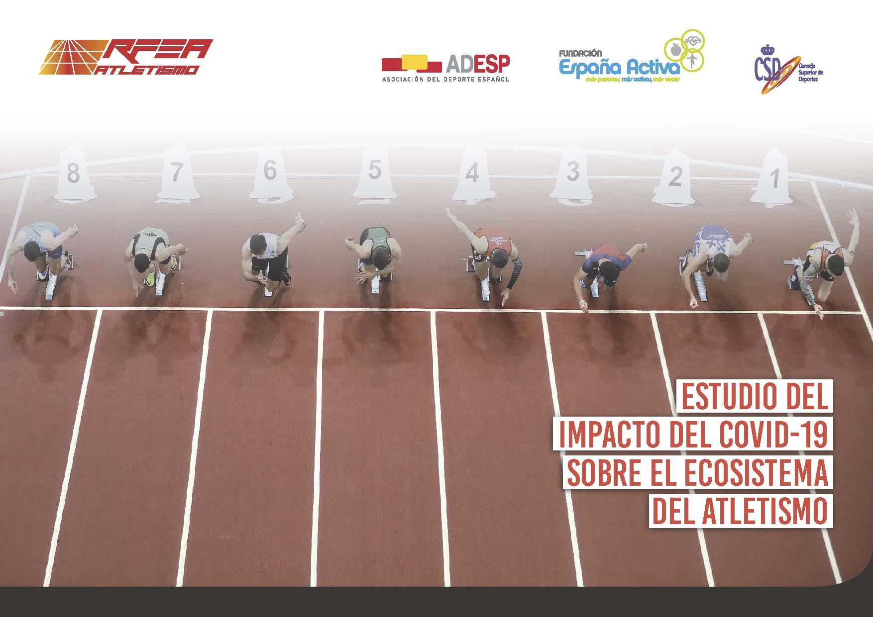 portada estudio covid atletismo