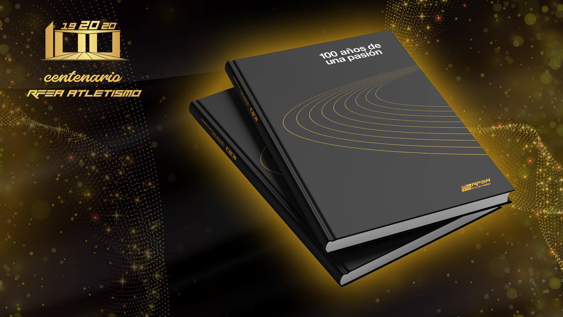 libro 100 años rfea atletismo español