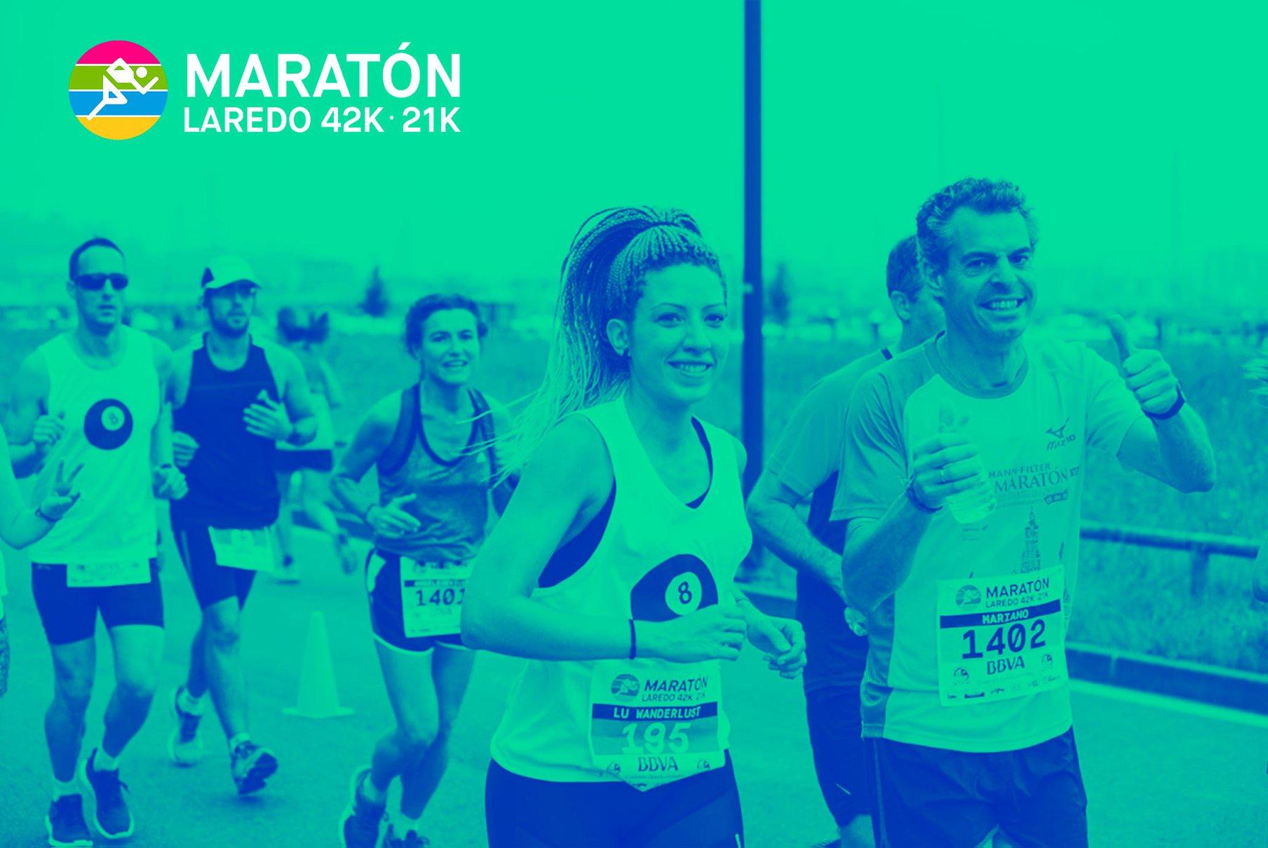 maraton laredo 2019 promo