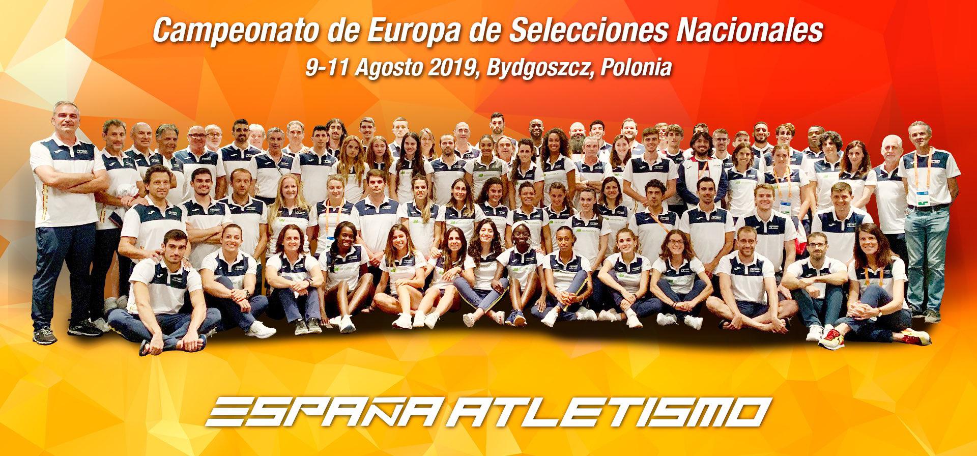 Bydgoszcz2019 seleccion española