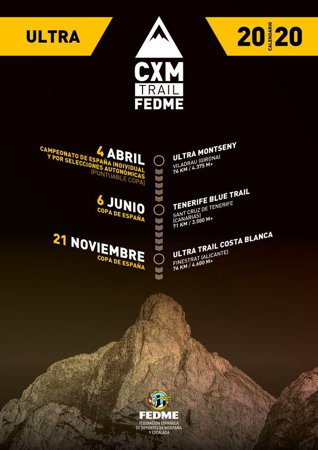 CXM ultra trail