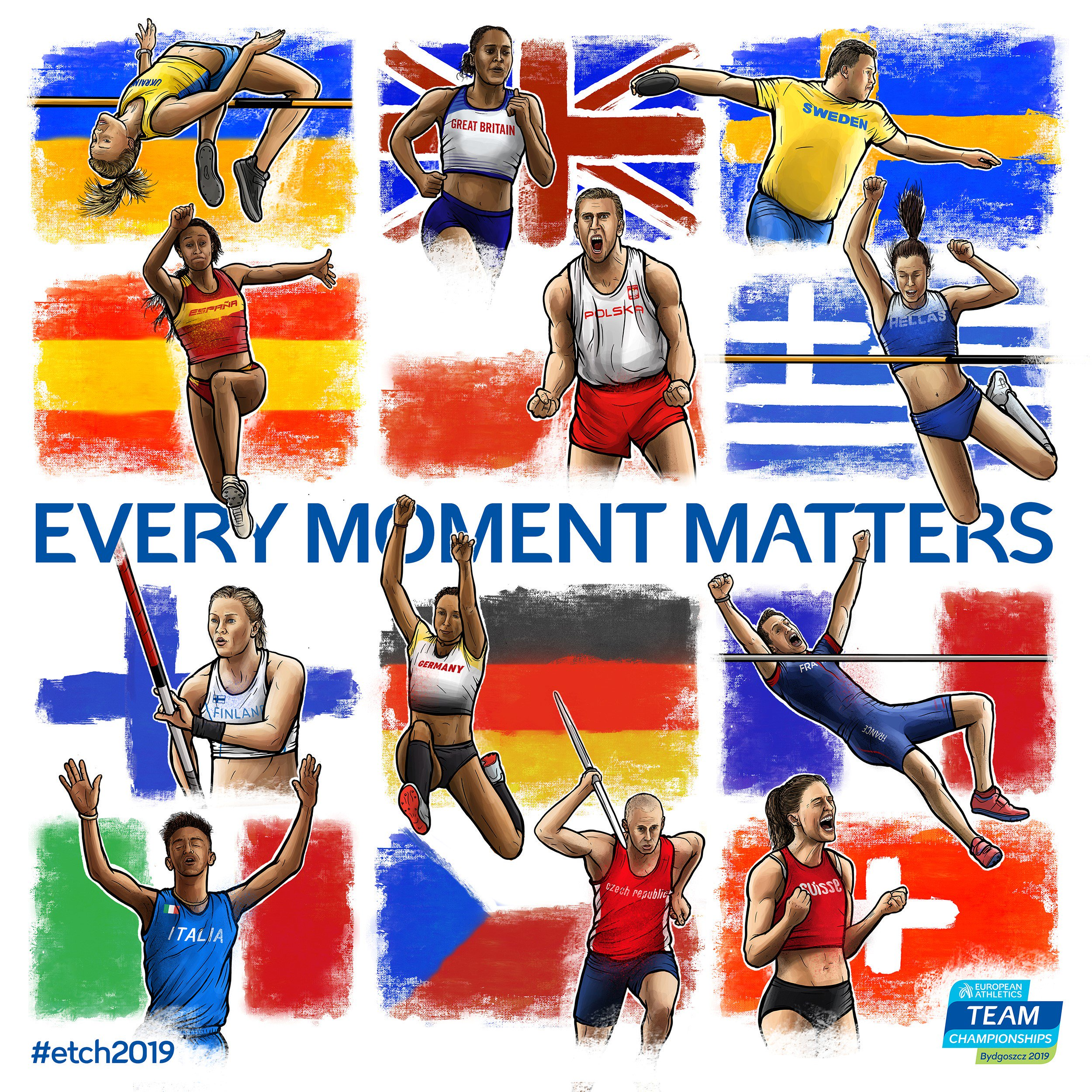Bydgoszcz2019 european athletics super liga 2019