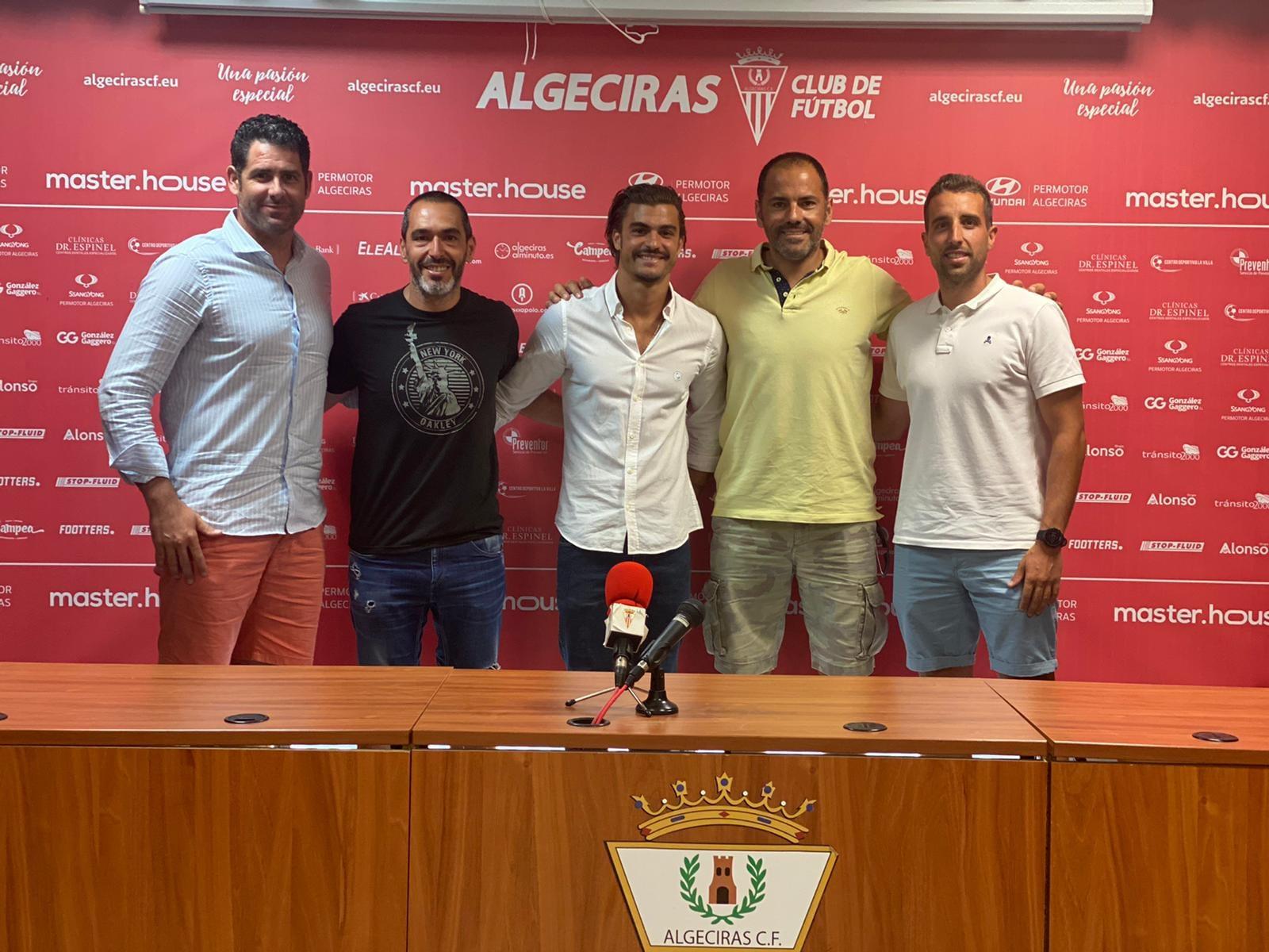DIEGO RODRIGUEZ PREPARADO ALGECIRAS