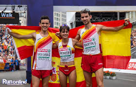maria perez marcha coronavirus juegos olimpicos