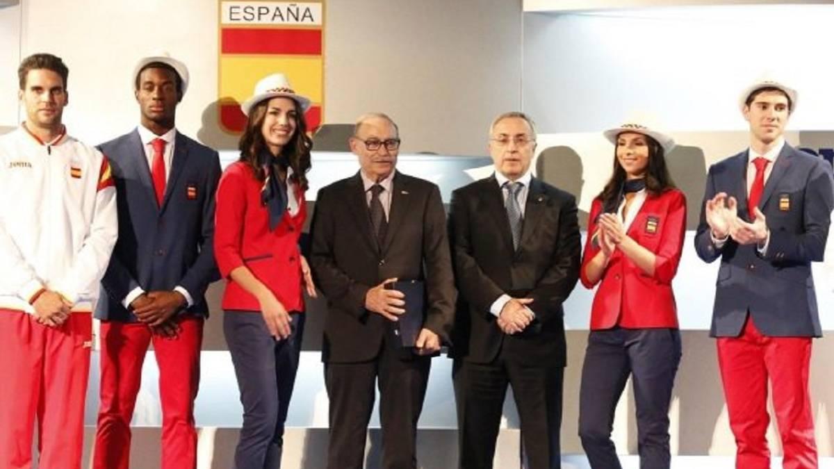 joma equipo español coe
