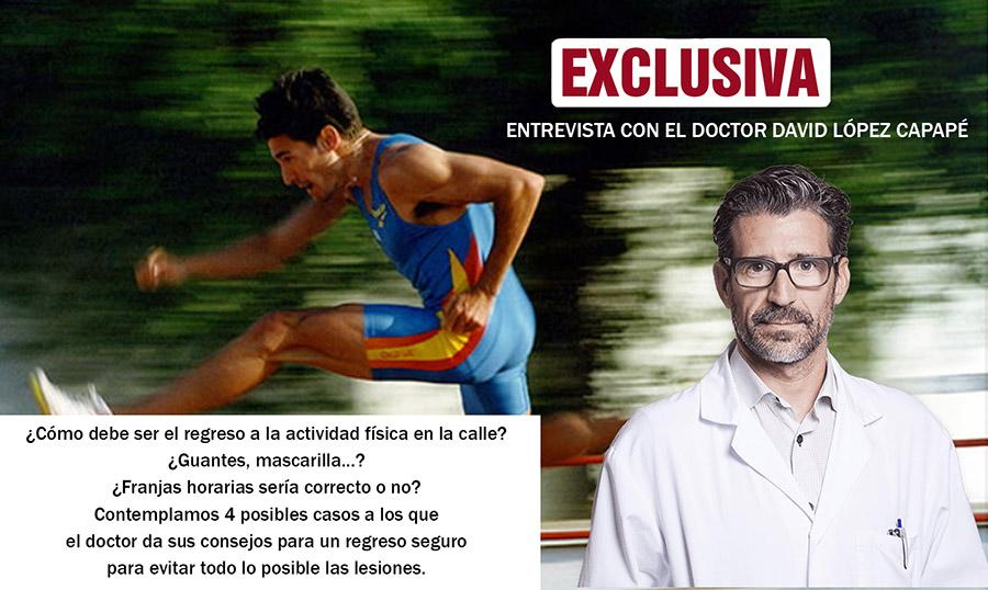 capape doctor entrevista exclusiva dia 2 mayo
