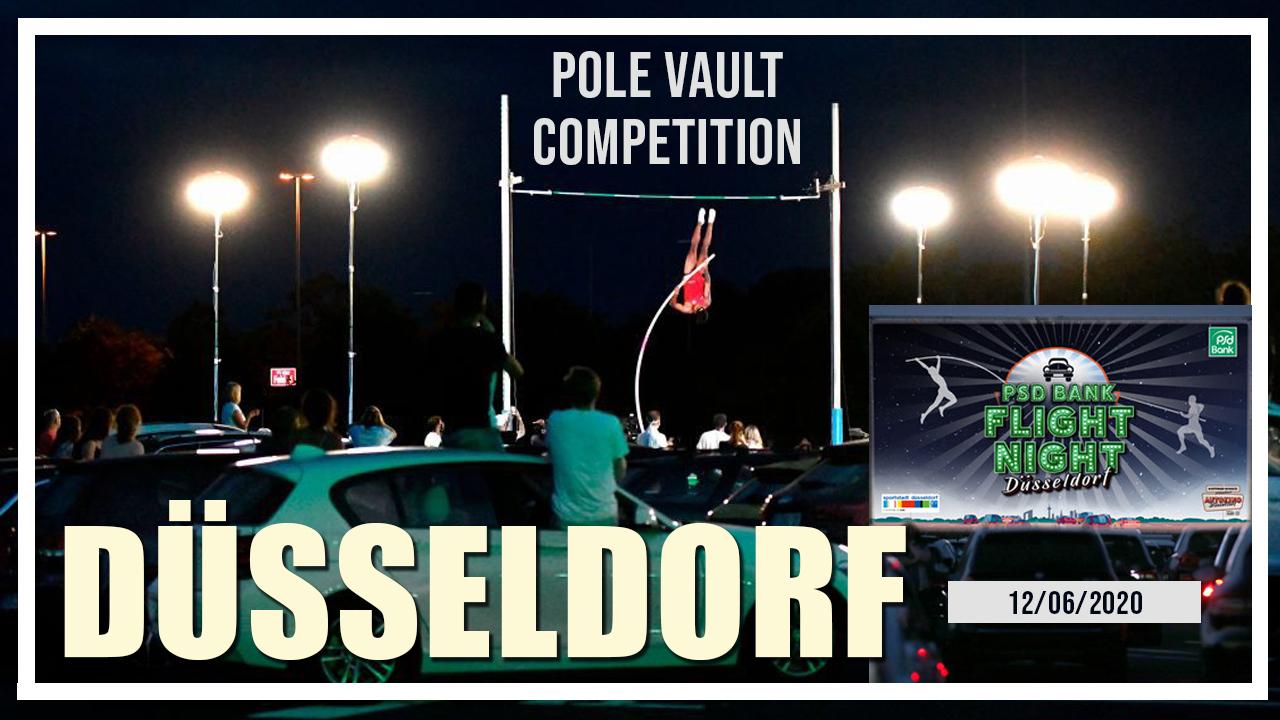 enlace video dussledorf pole vault