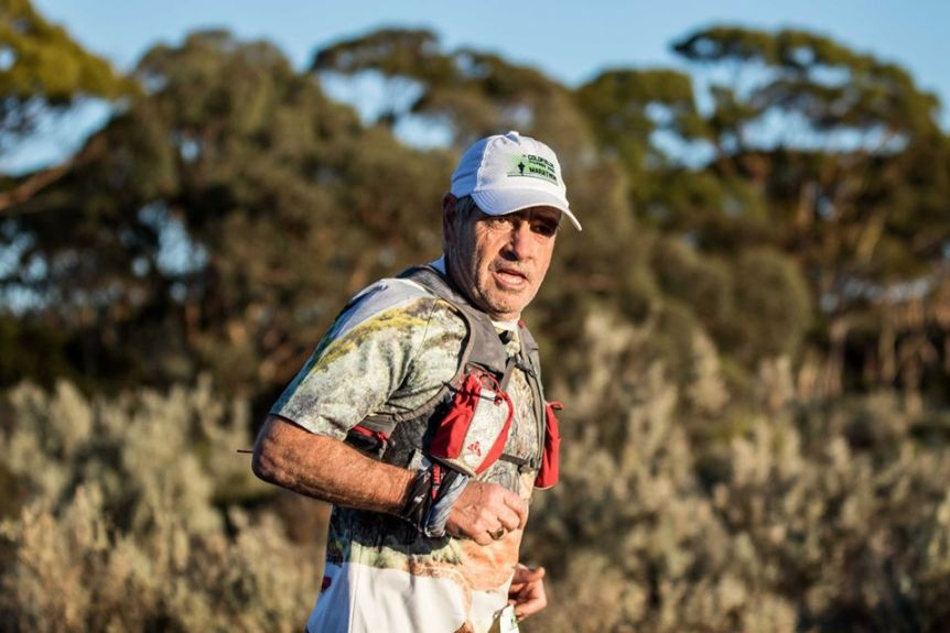 Grant Wholey 50km ultra hotel