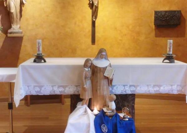 Aniversario Canonización Santa Carmen Sallés
