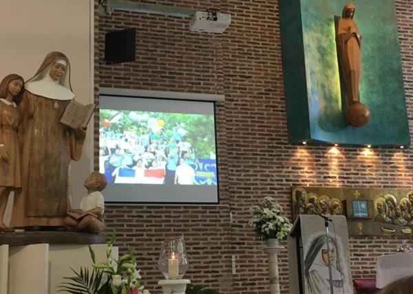50 Años Educando y Evangelizando. La Inmaculada Hortaleza
