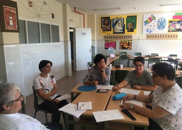Encuentro de Religiosas Concepcionistas en Pastoral