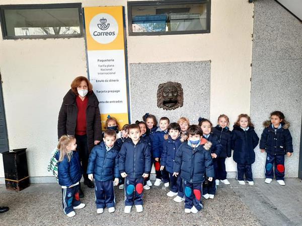Visitamos el Belén de San Lorenzo de El Escorial