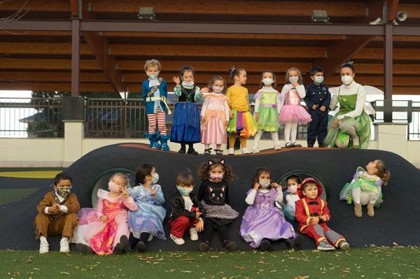 Fiesta de Disfraces Niña María 2020