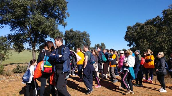 III Caminata Solidaria en beneficio de la Fundación Siempre Adelante