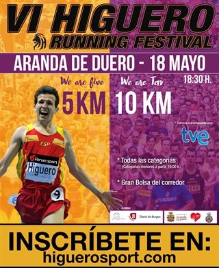 Higuero Running Festival