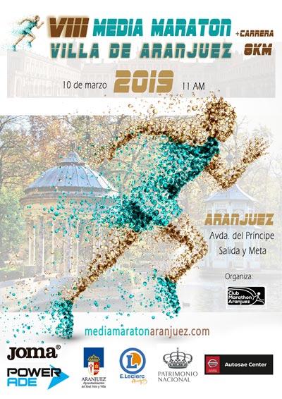 VIII Media Maratón de Aranjuez