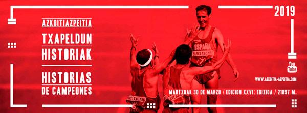 XXVI Media Marathon Azkoitia - Azpeita