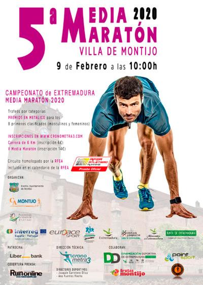 V Media Maraton Villa de Montijo